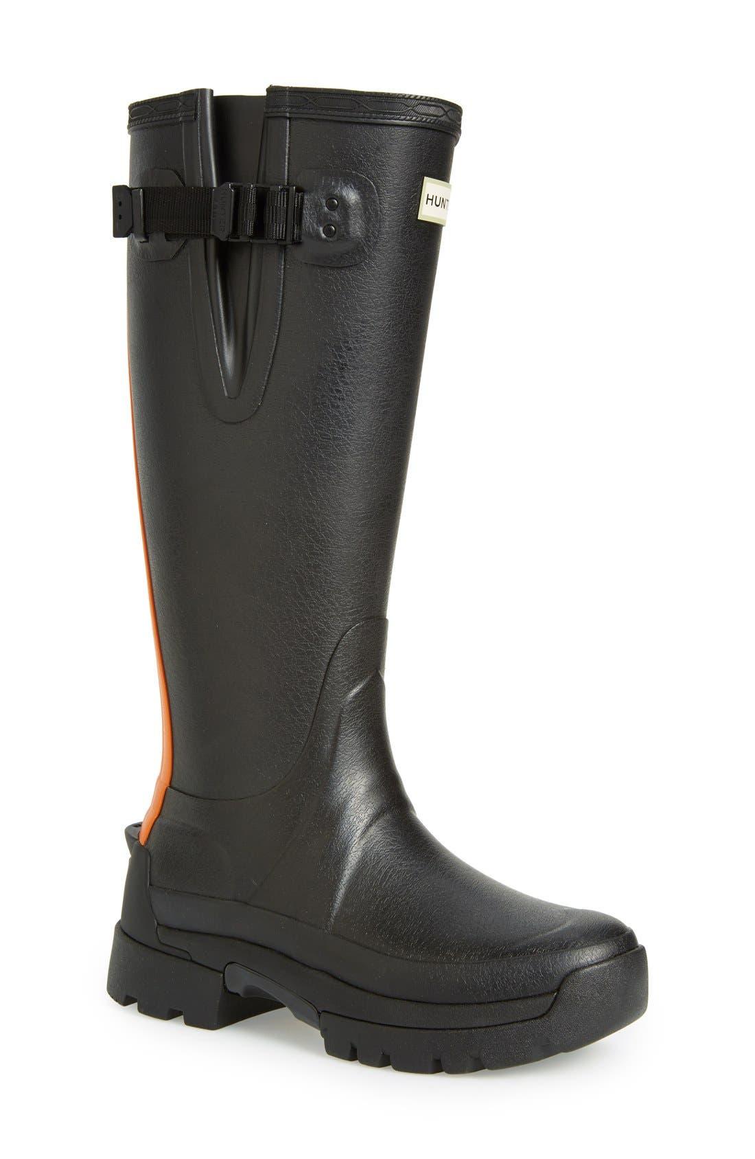 Alternate Image 1 Selected - Hunter 'Balmoral II' Rain Boot (Women)