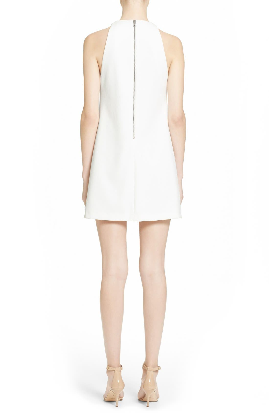 Alternate Image 2  - Alice + Olivia 'Lizbeth' Sleeveless Shift Dress