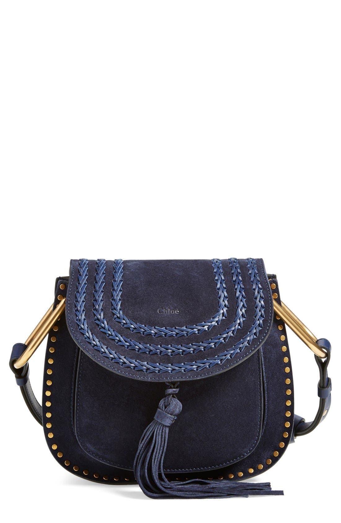 Main Image - Chloé 'Small Hudson' Shoulder Bag