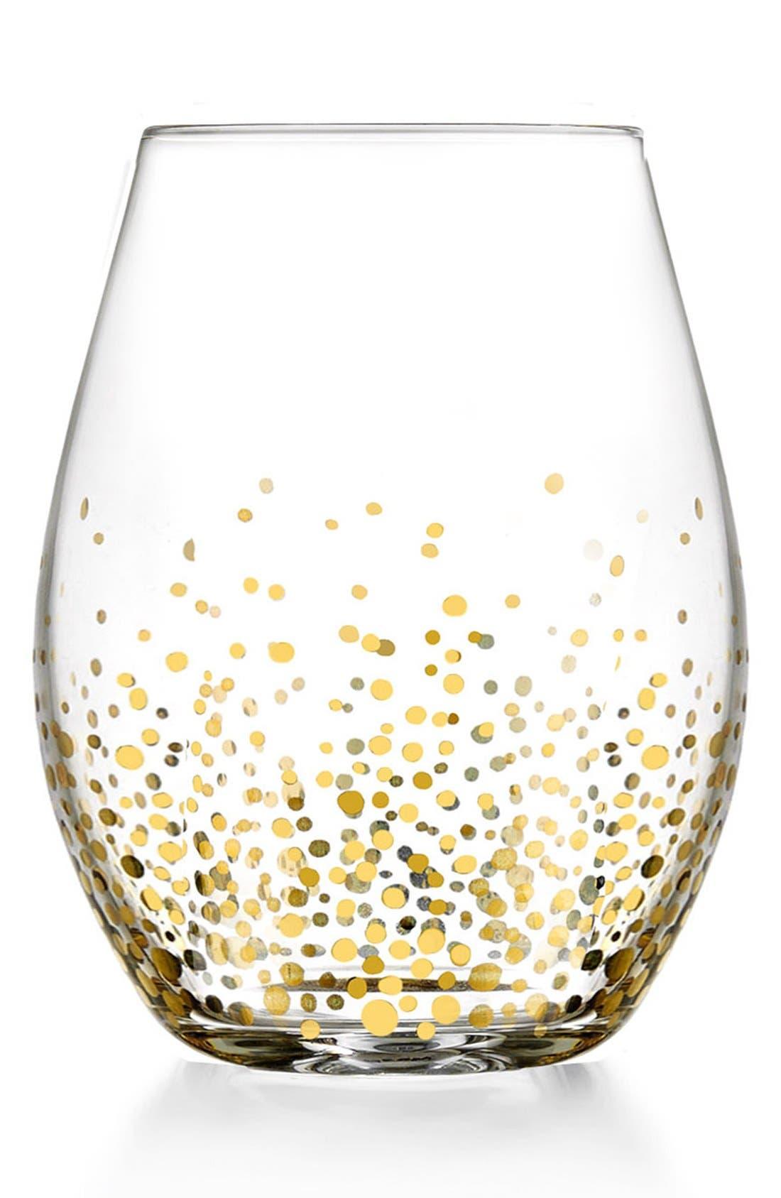 Alternate Image 1 Selected - American Atelier 'Daphne' Stemless Wine Glasses (Set of 4)