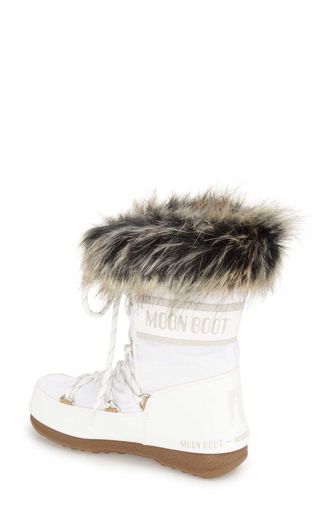 Alternate Image 2  - Tecnica® 'Monaco' Waterproof Insulated Moon Boot® (Women)