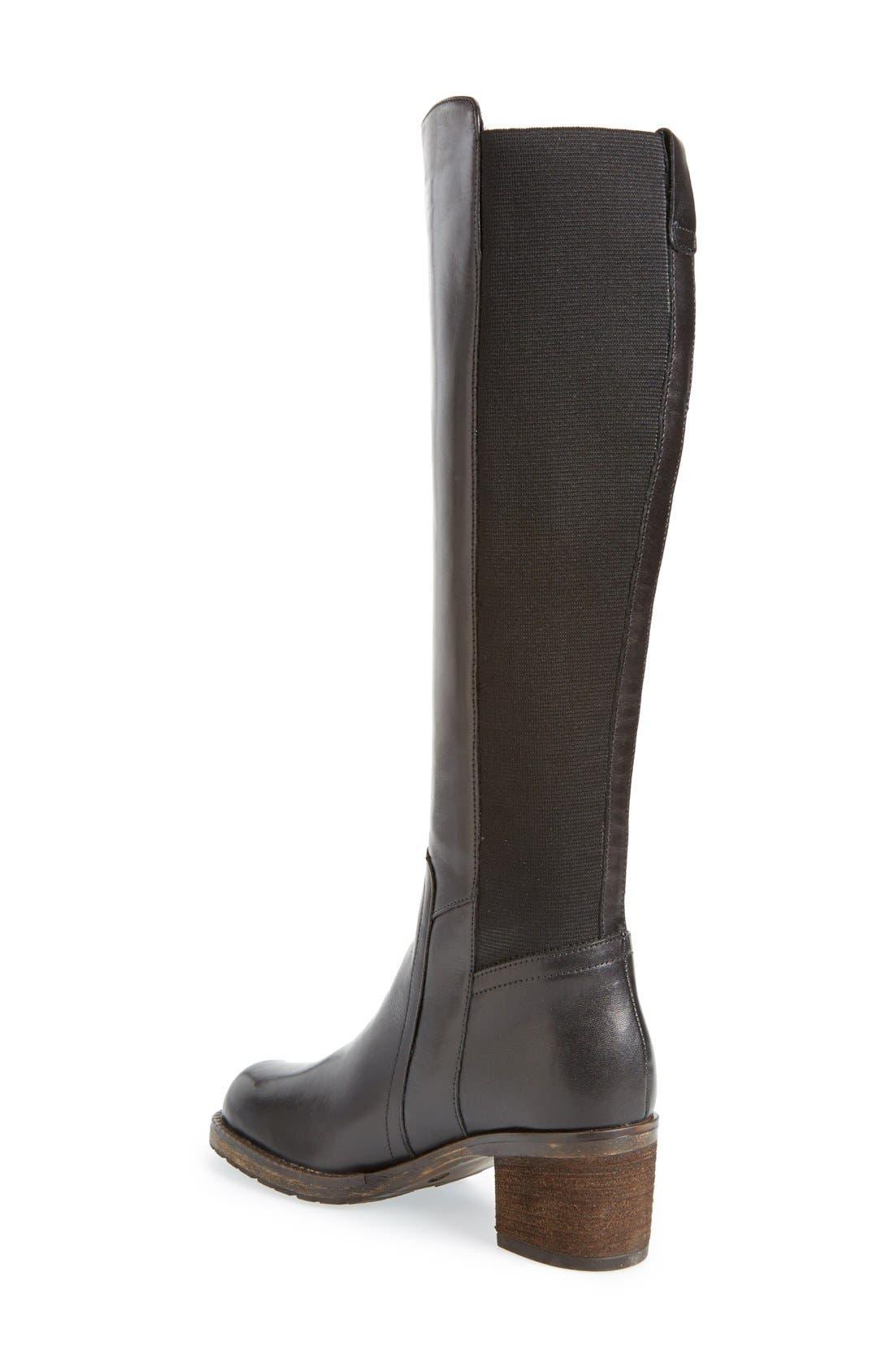 Alternate Image 5  - Dune London 'Tarra' Knee High Boot (Women)