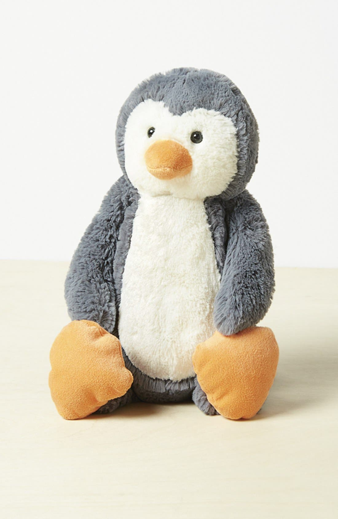 Alternate Image 2  - Jellycat 'Bashful Penguin' Stuffed Animal