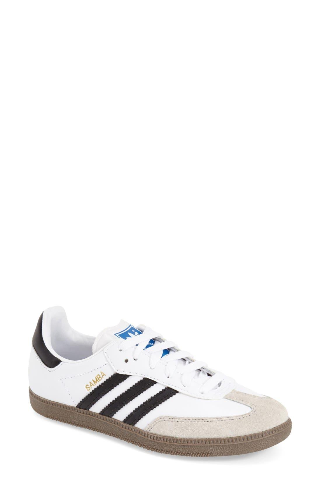 Alternate Image 1 Selected - adidas 'Samba' Sneaker (Women)