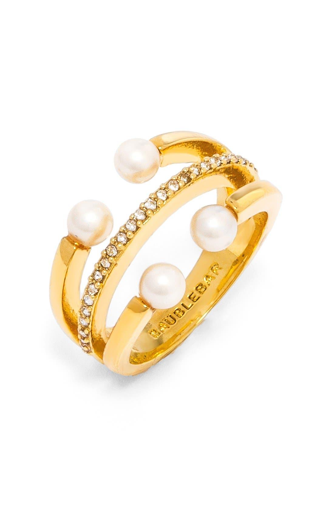 Alternate Image 1 Selected - BaubleBar 'Mag' Ring