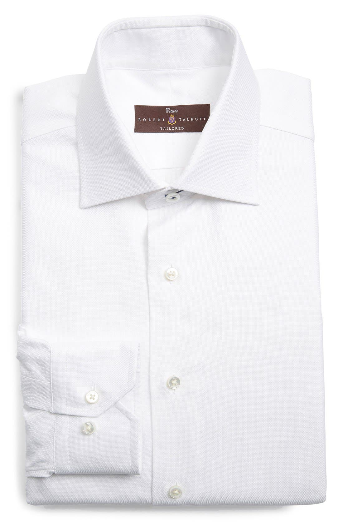 Robert Talbott Trim Fit Dress Shirt