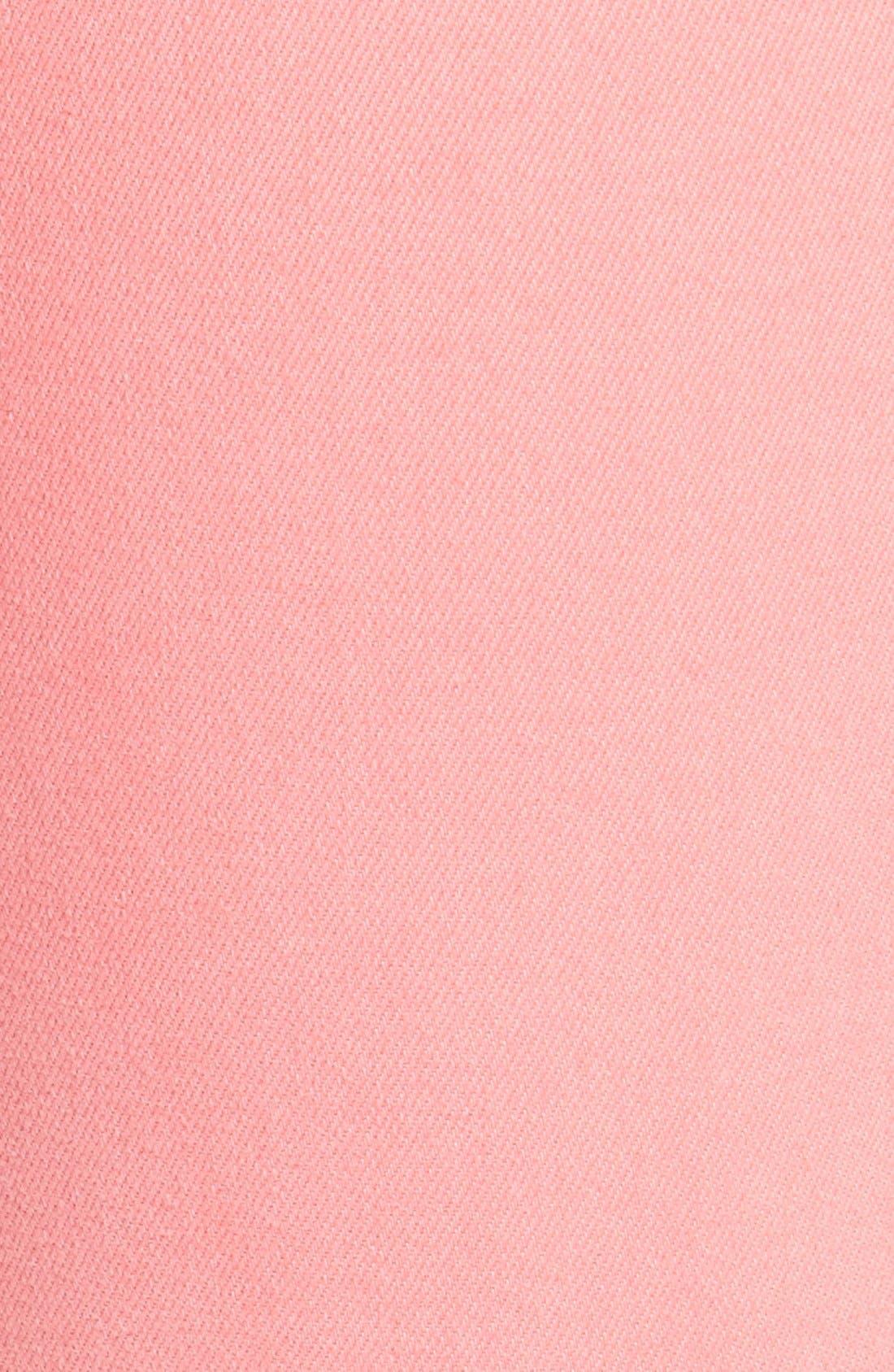 Alternate Image 6  - KUT from the Kloth 'Diana' Skinny Five-Pocket Pants