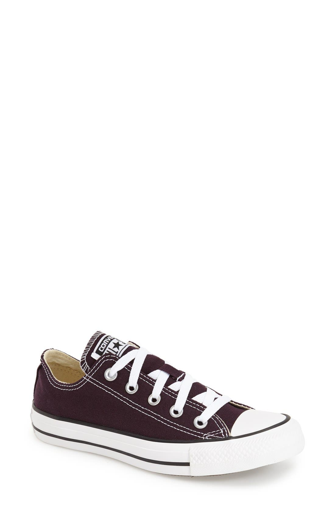 Main Image - Converse Chuck Taylor® All Star® 'Ox' Low Top Sneaker (Women)