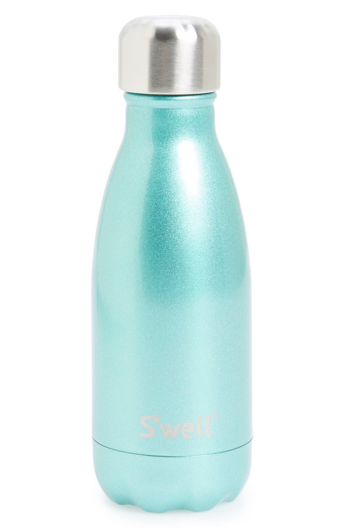 Alternate Image 1 Selected - S'well 'Sweet Mint' Insulated Stainless Steel Water Bottle