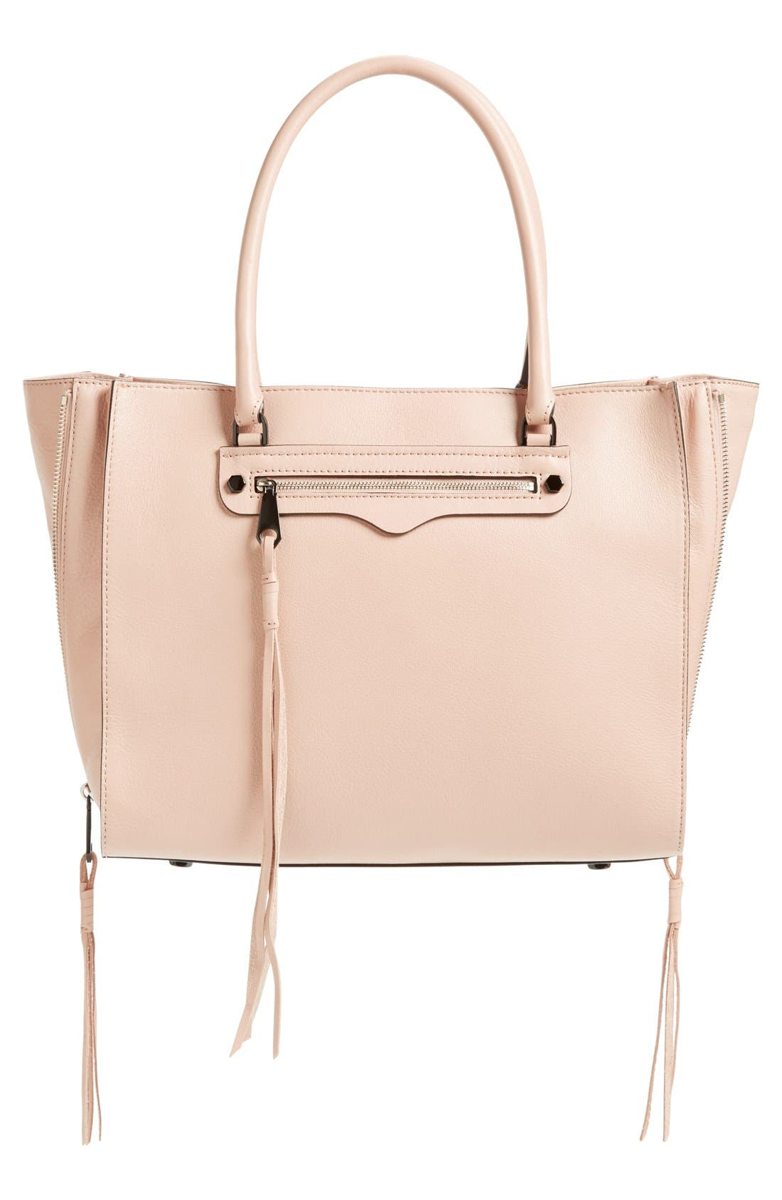 Alternate Image 1 Selected - Rebecca Minkoff 'Side Zip Regan' Tote (Nordstrom Exclusive)