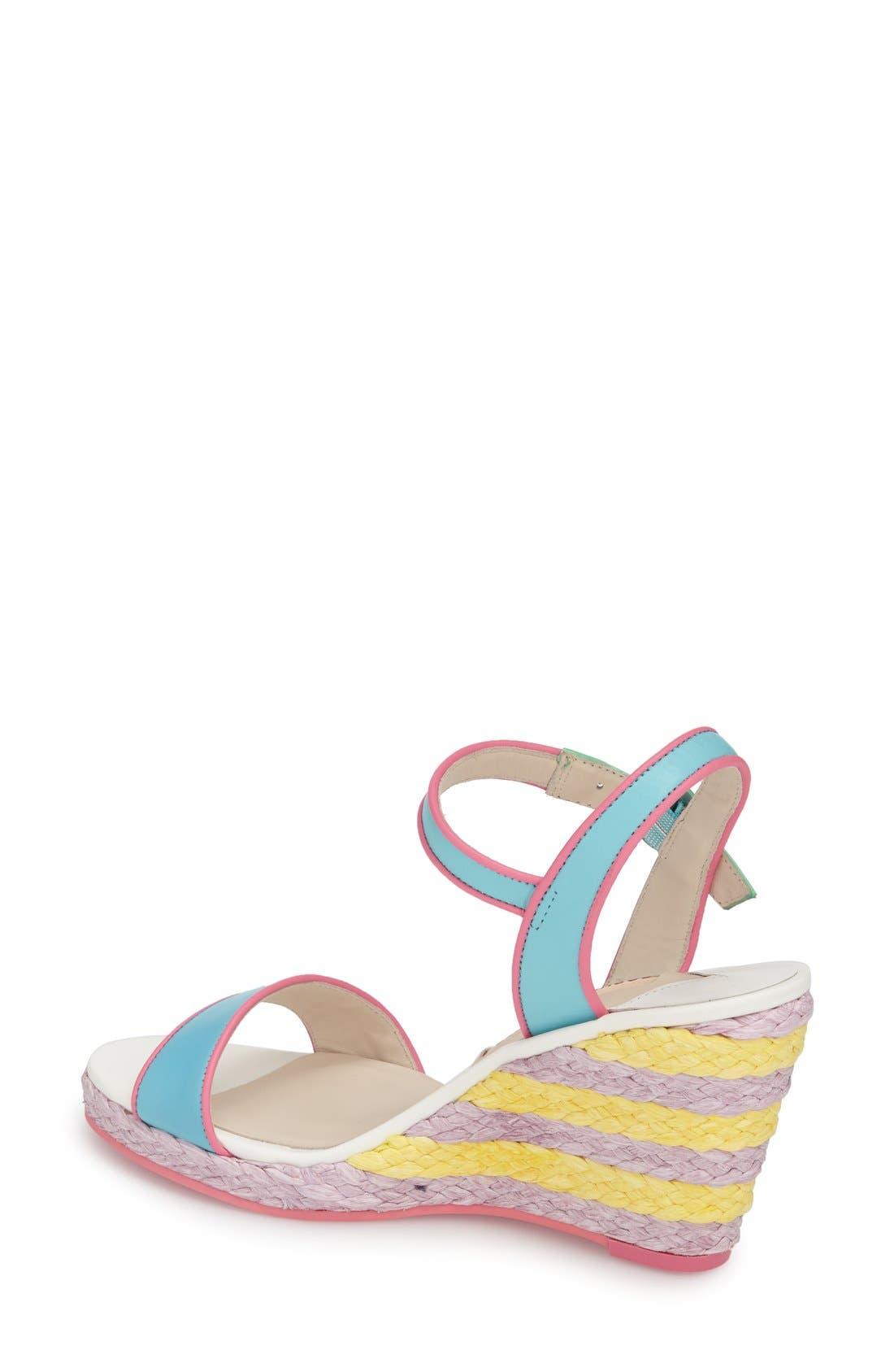 Alternate Image 2  - Sophia Webster 'Lucita' Wedge Sandal (Women)