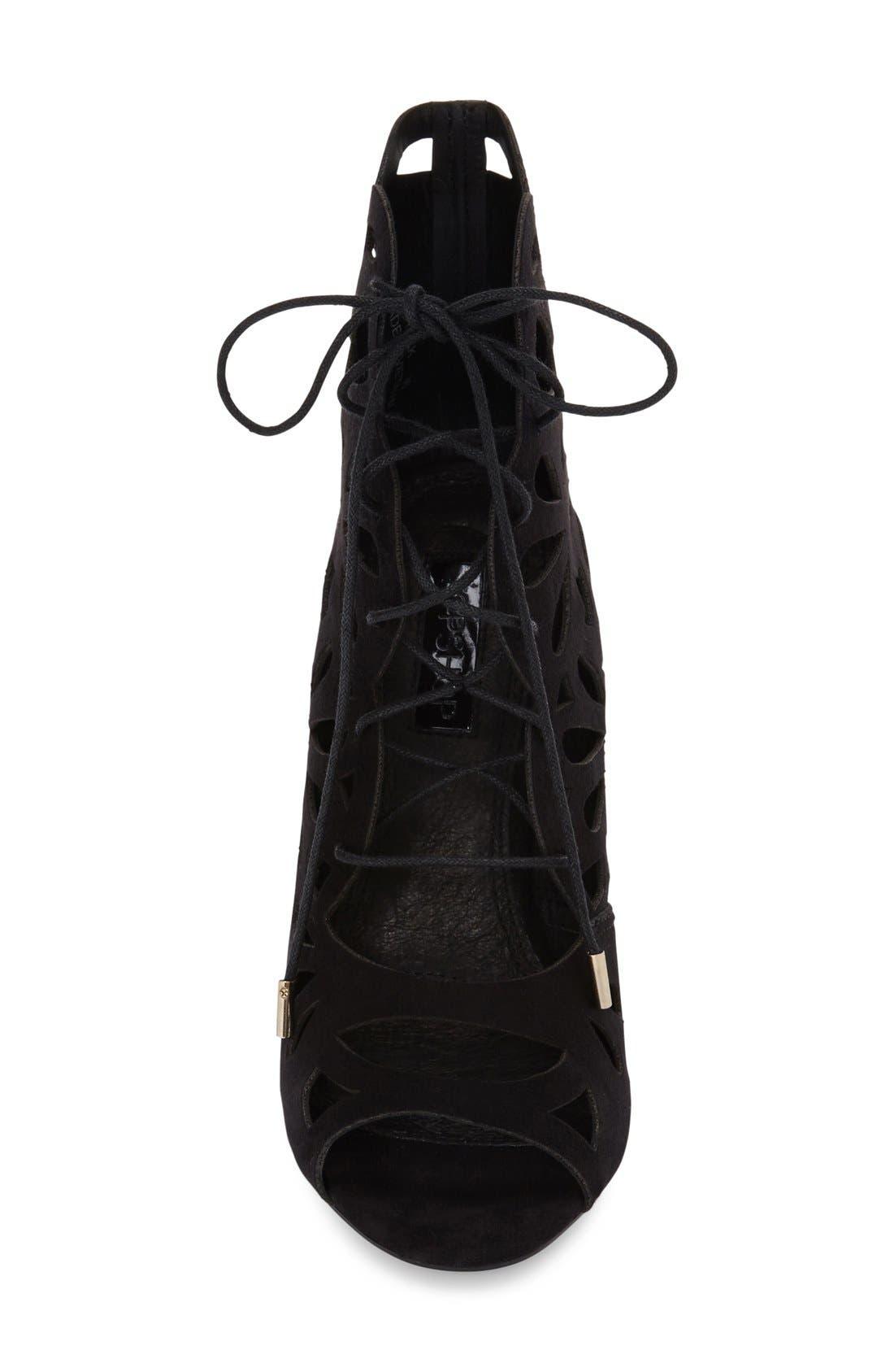 Alternate Image 3  - Topshop 'Ravish' Cutout Sandal (Women)