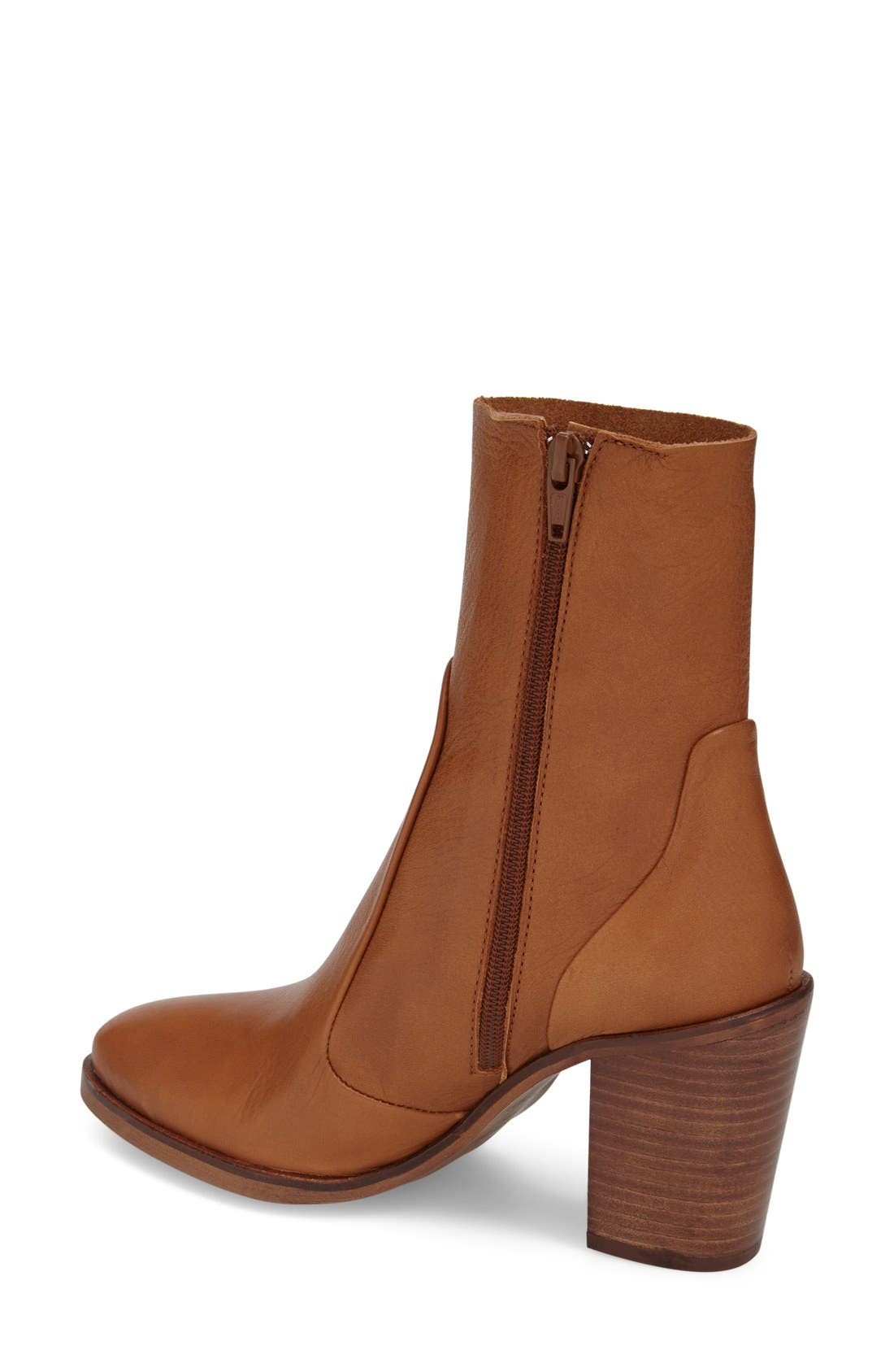 Alternate Image 4  - Topshop 'Magnificent' Bootie (Women)