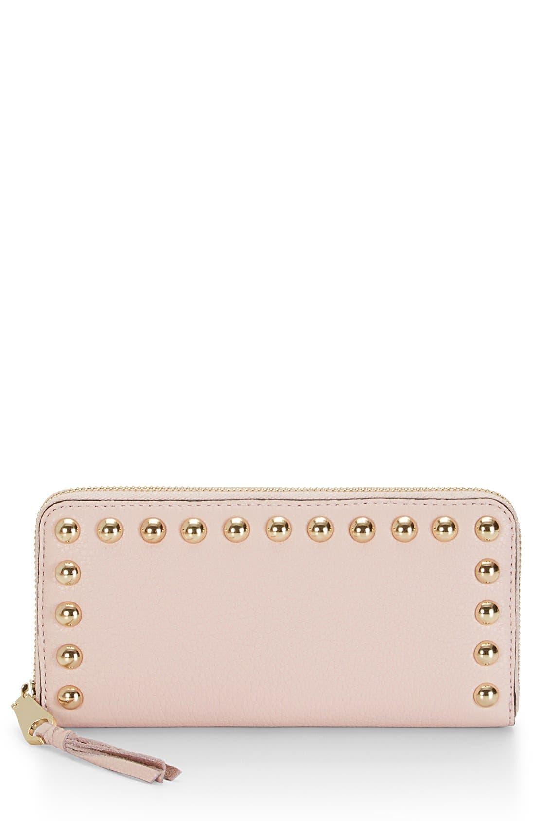 Alternate Image 1 Selected - Rebecca Minkoff 'Ava' Zip Wallet