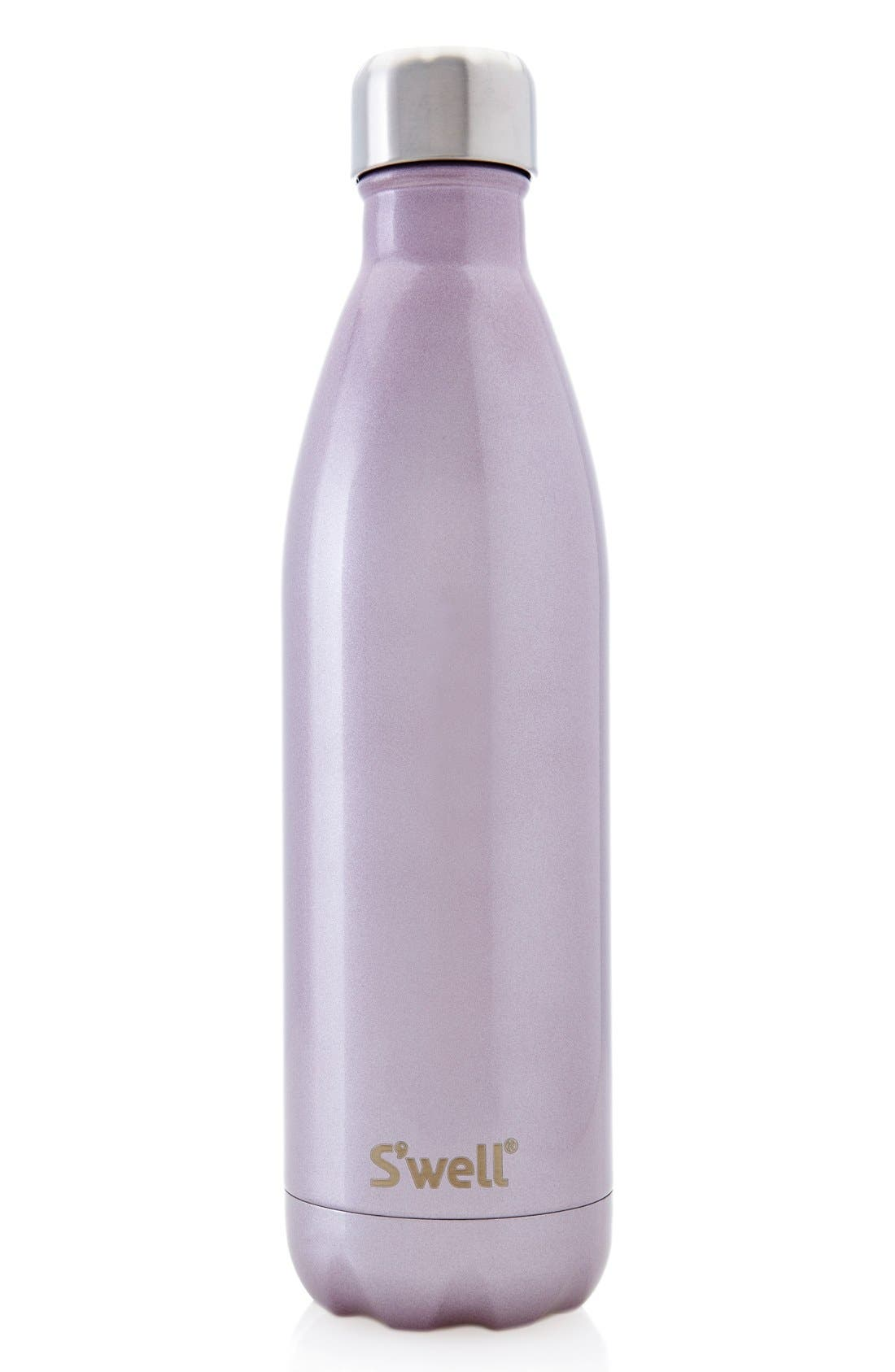 Alternate Image 6  - S'well 'Pink Champagne' Stainless Steel Water Bottle