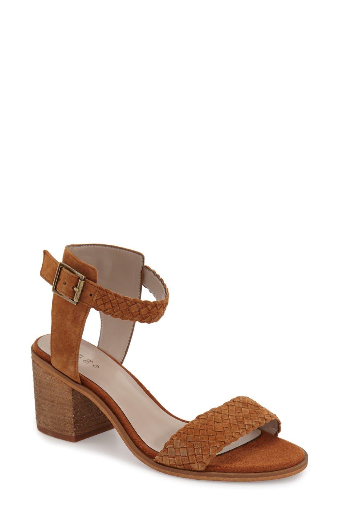 HINGE 'Dorin City' Sandal