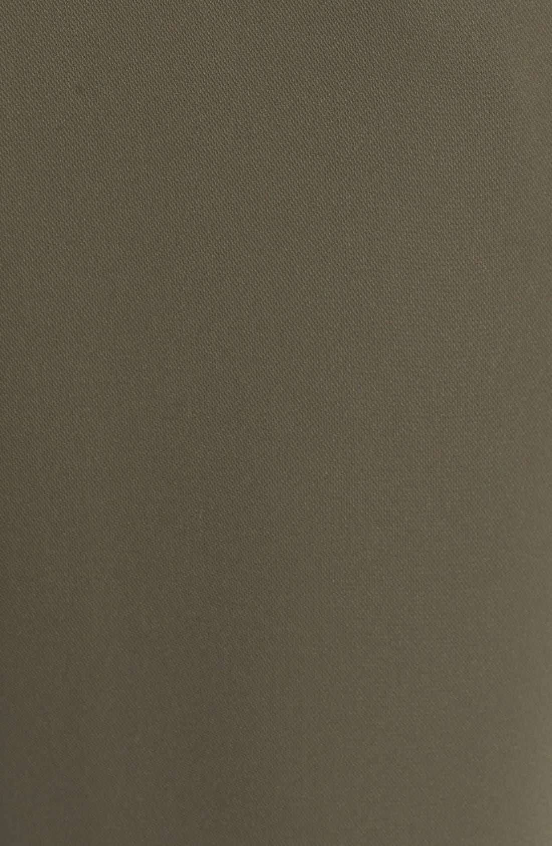 Alternate Image 6  - ASTR Popover Bodice Crop Jumpsuit