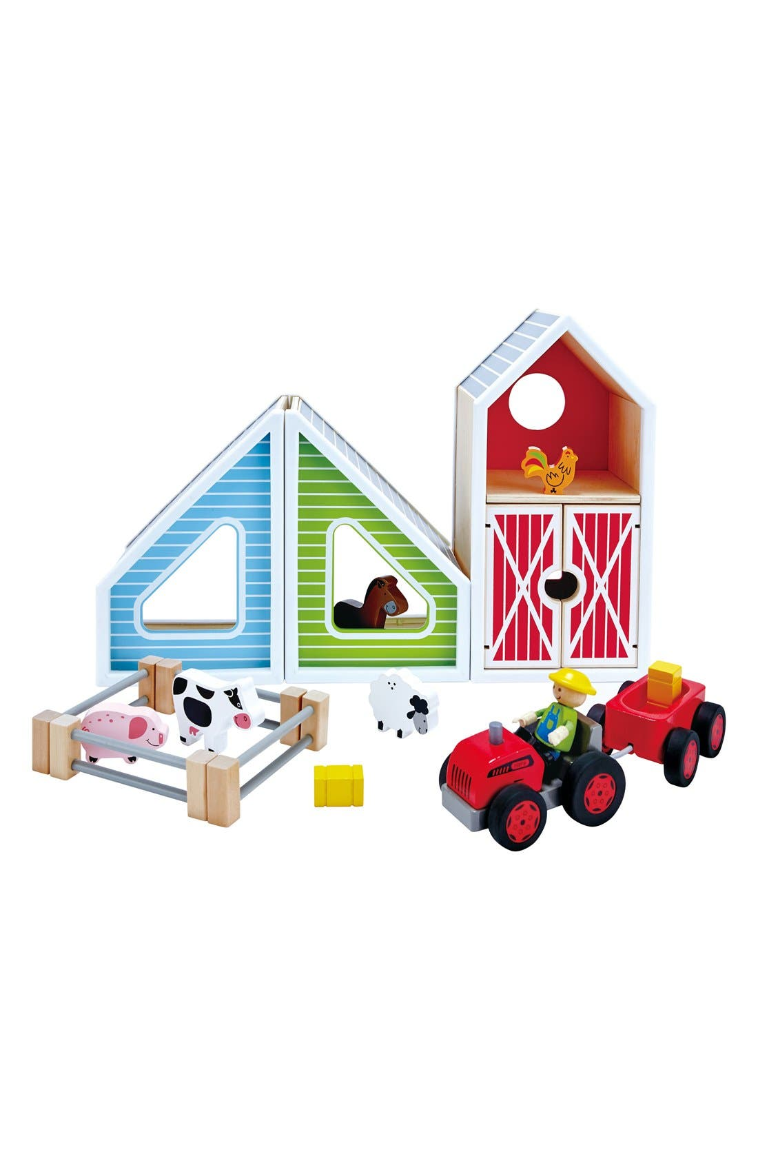 Hape Barn Set