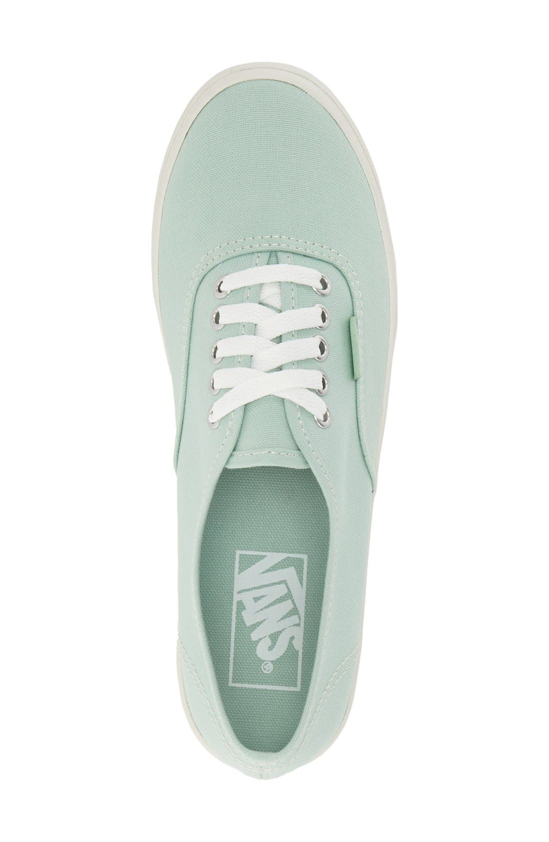 Alternate Image 4  - Vans 'Authentic - Lo Pro' Sneaker (Women)