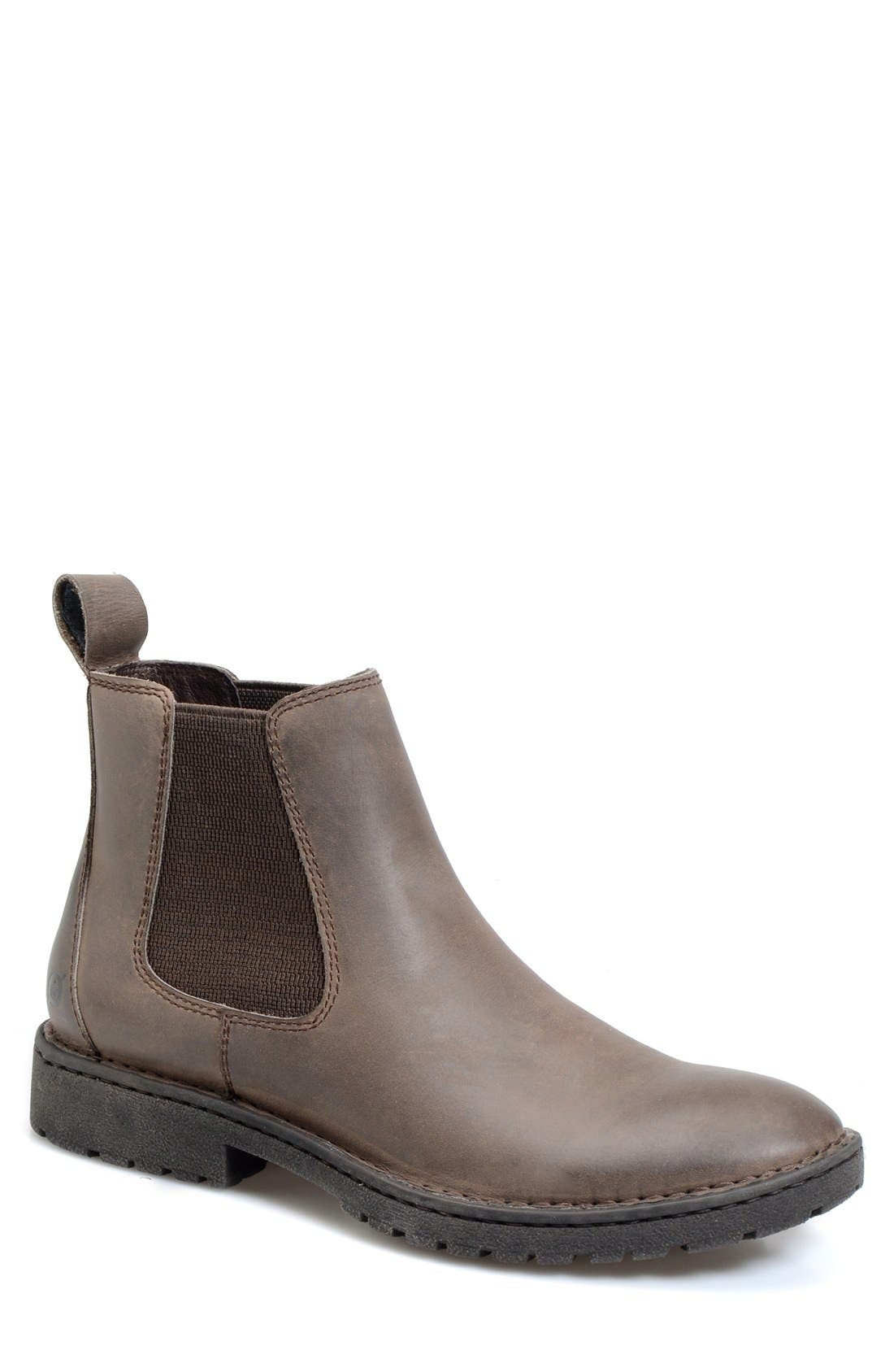 Alternate Image 1 Selected - Børn 'Julian' Chelsea Boot (Men)