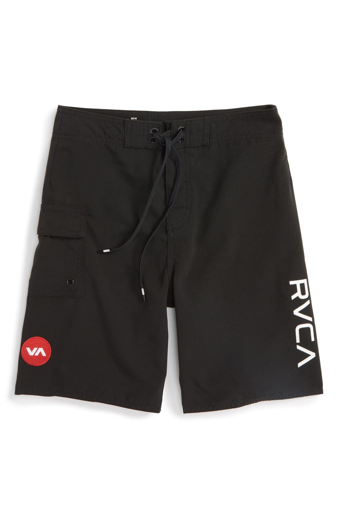 RVCA 'Western II' Board Shorts (Big Boys)