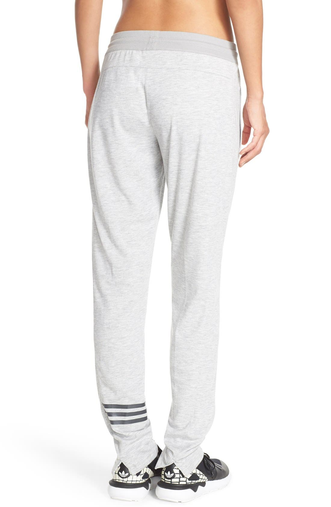 Alternate Image 2  - adidas '2Love' Tapered Sweatpants