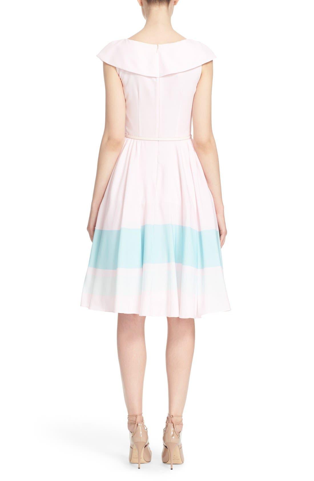 Alternate Image 2  - Ted Baker London 'Bromlie' Fit & Flare Dress
