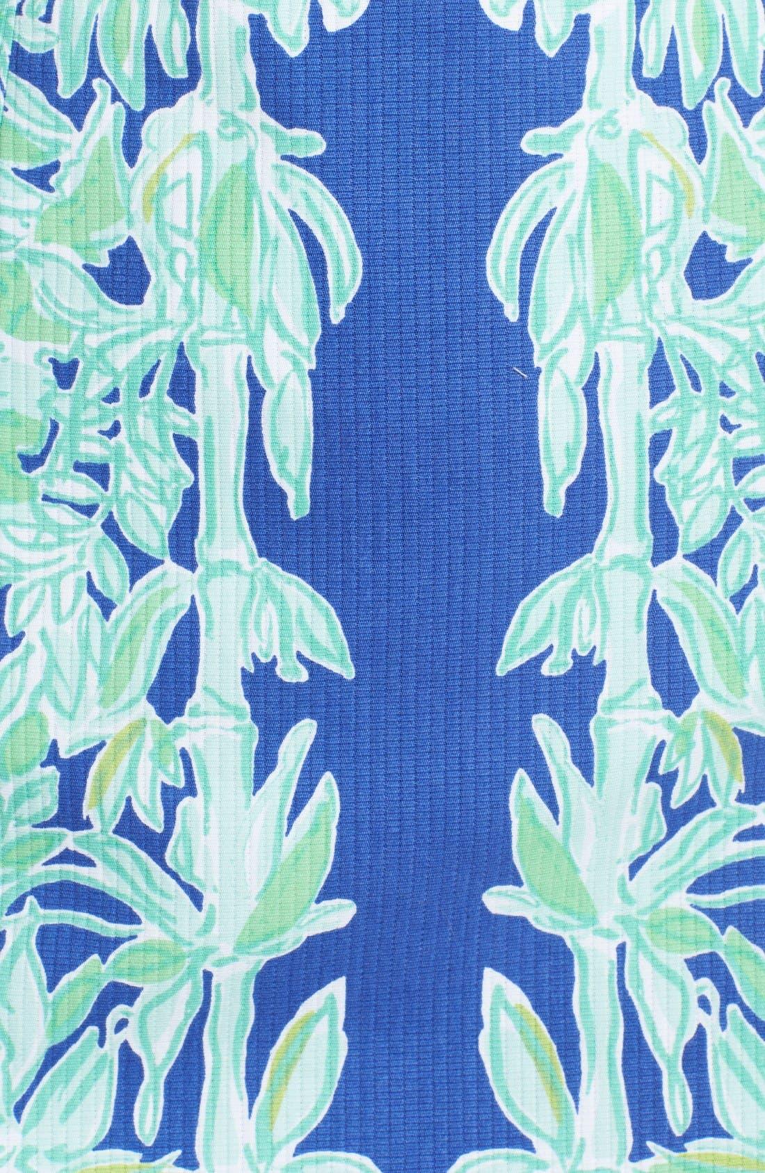 Alternate Image 6  - Lilly Pulitzer® 'Lea' Cotton Shift Sheath Dress