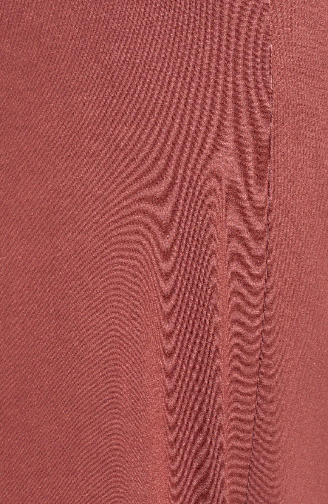 Alternate Image 5  - Leith Circle Midi Skirt