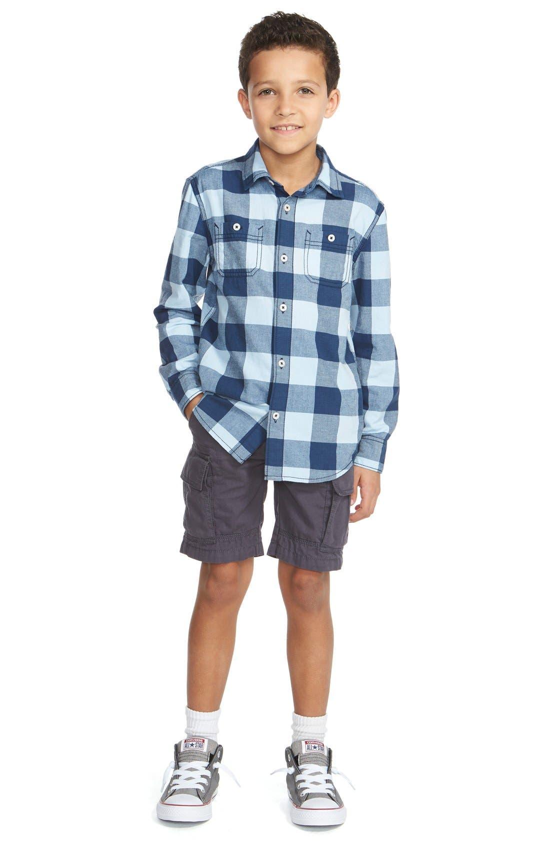 Alternate Image 2  - Nordstrom 6-Pack Active Quarter Socks (Toddler, Little Kid & Big Kid)