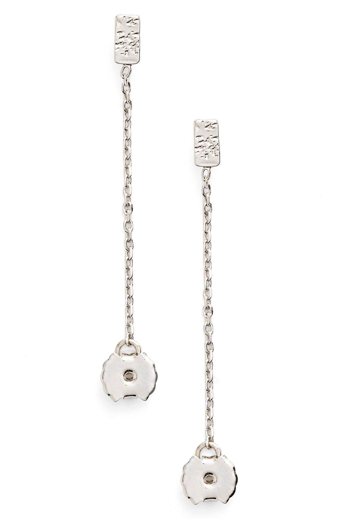 Alternate Image 3  - Nordstrom Chain Drop Earrings