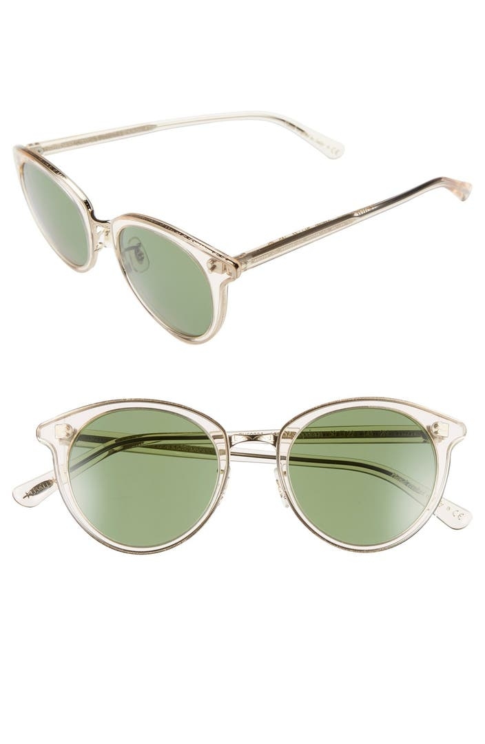 Oliver Peoples Spelman 50mm Retro Sunglasses Nordstrom