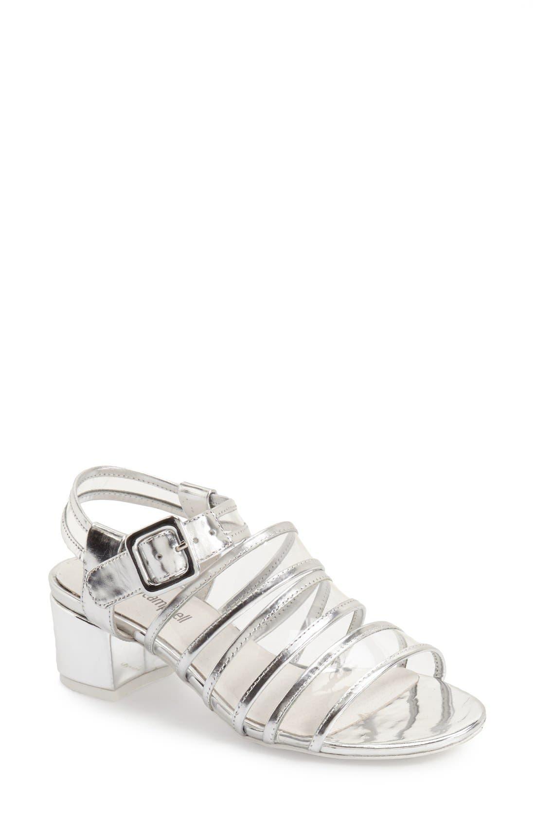 Alternate Image 1 Selected - Jeffrey Campbell 'Verina' Sandal (Women)