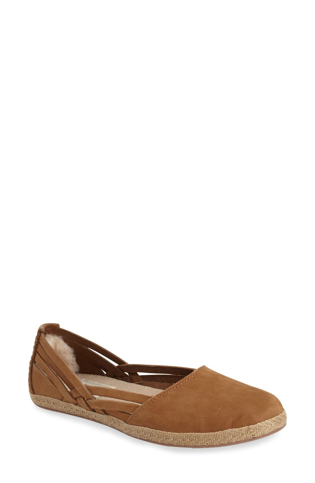 UGG® 'Tippie' Flat (Women)