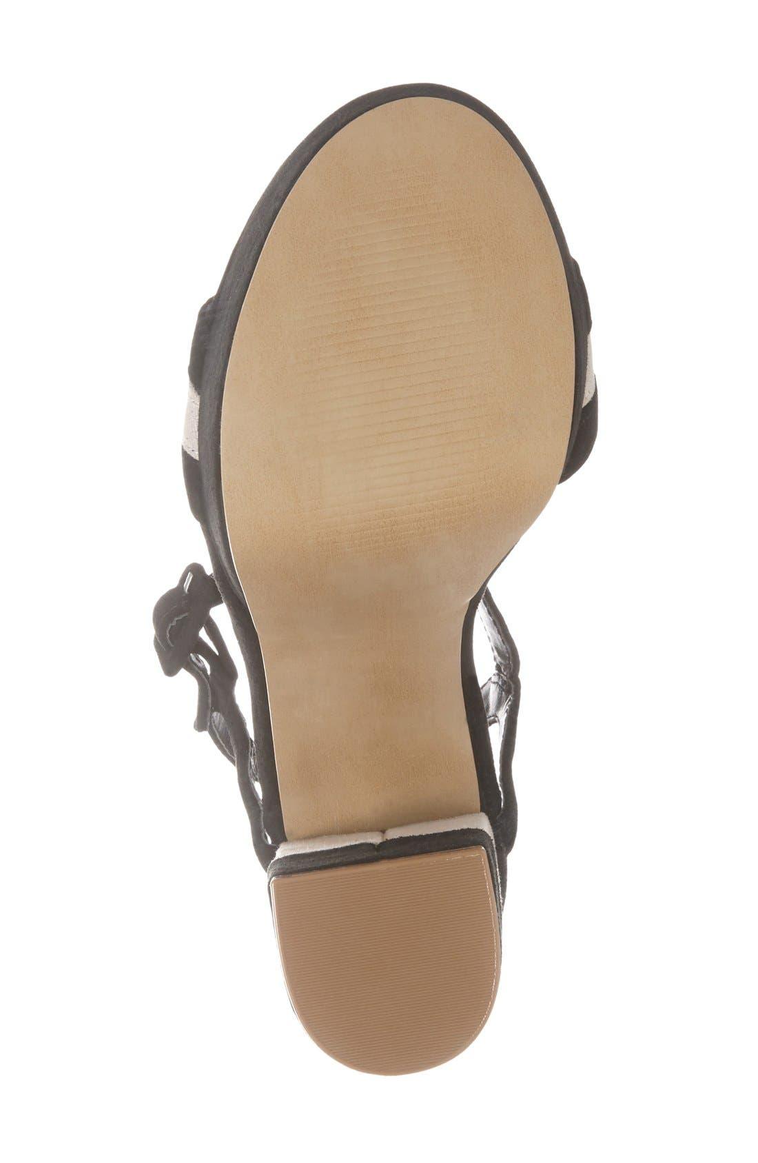 Alternate Image 4  - Topshop 'Laker' Platform Sandal (Women)