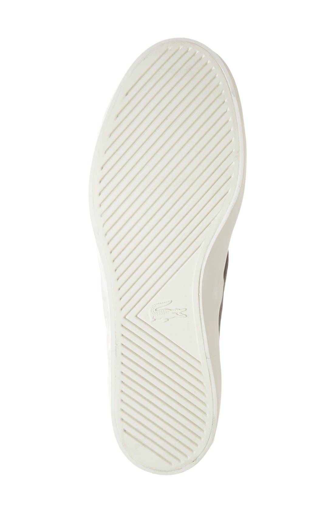 Alternate Image 4  - Lacoste 'Sevrin 1161' Sneaker (Men)
