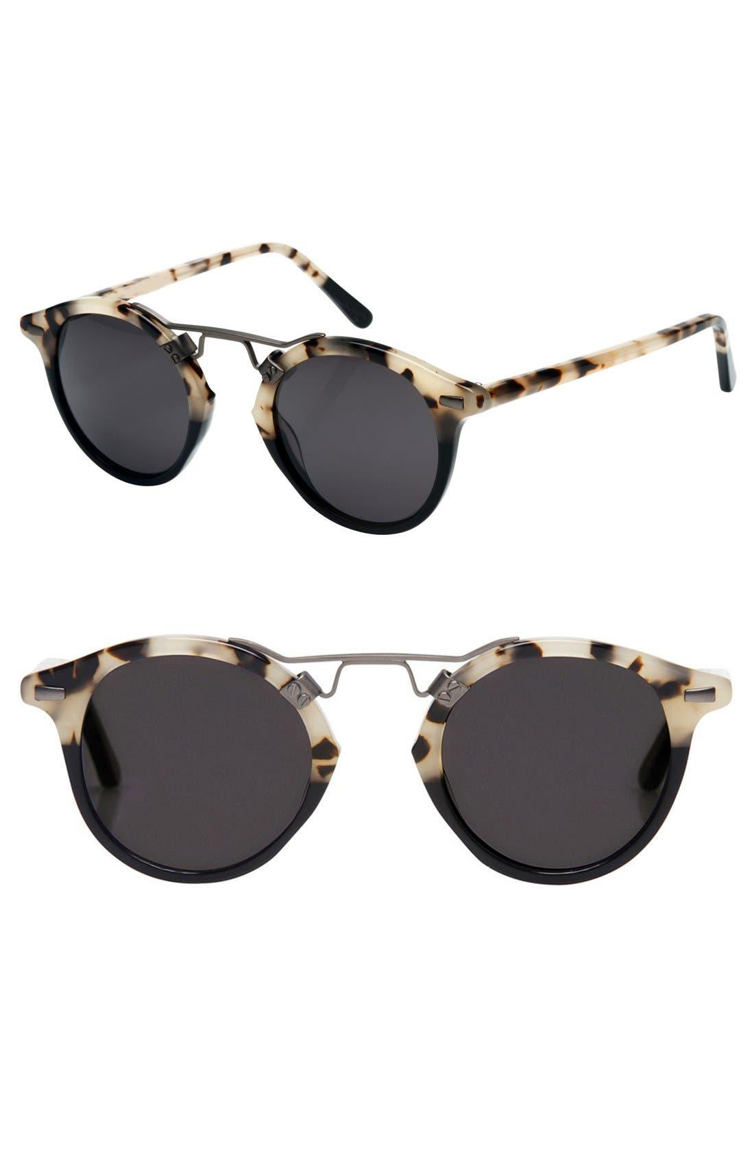 Alternate Image 1 Selected - KREWE 'St. Louis' 46mm Sunglasses