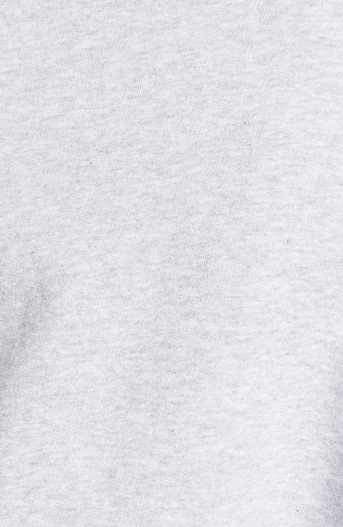 Alternate Image 5  - Paul & Joe Sister 'So Funny' Crewneck Cotton Sweatshirt