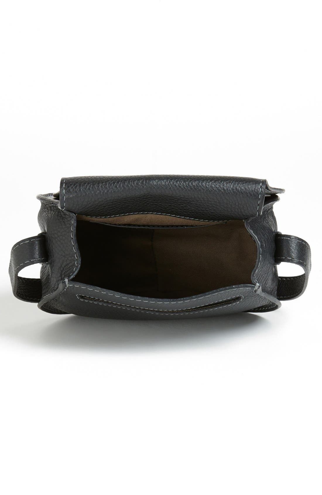 Alternate Image 4  - Chloé 'Mini Marcie' Leather Crossbody Bag