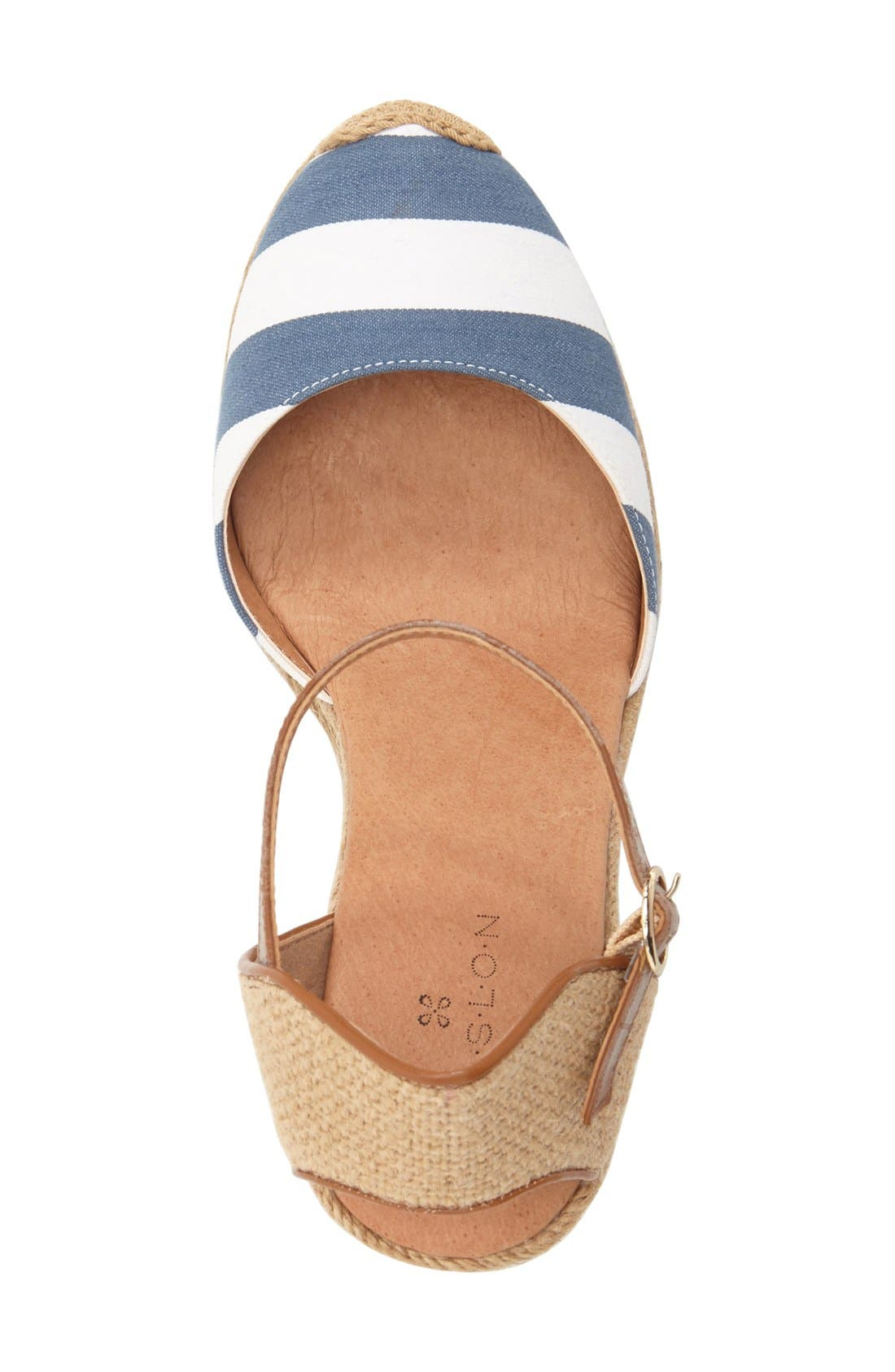 Alternate Image 3  - Caslon® 'Blaire' Espadrille Wedge (Women)