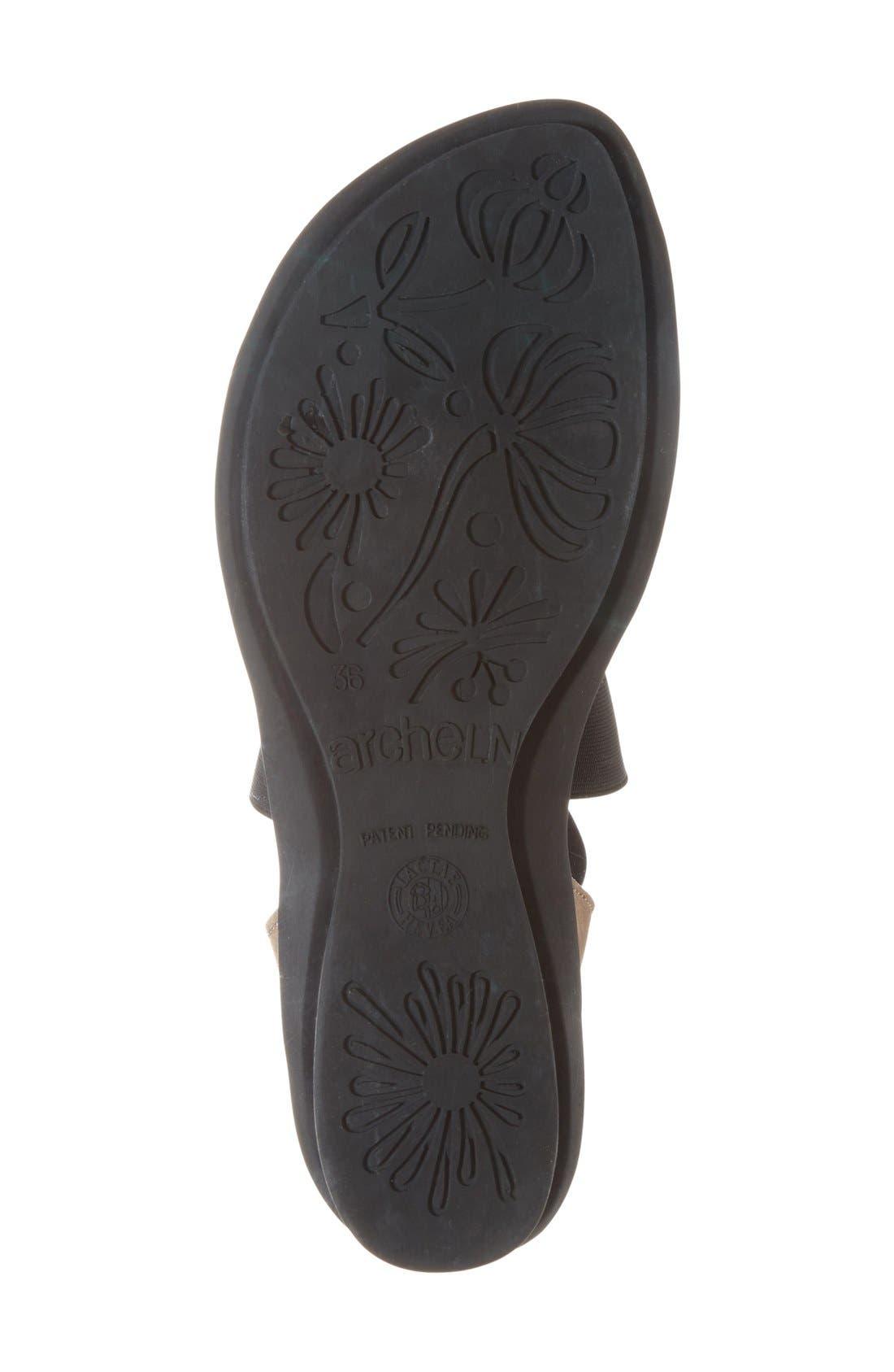 Alternate Image 4  - Arche 'Satia' Sandal