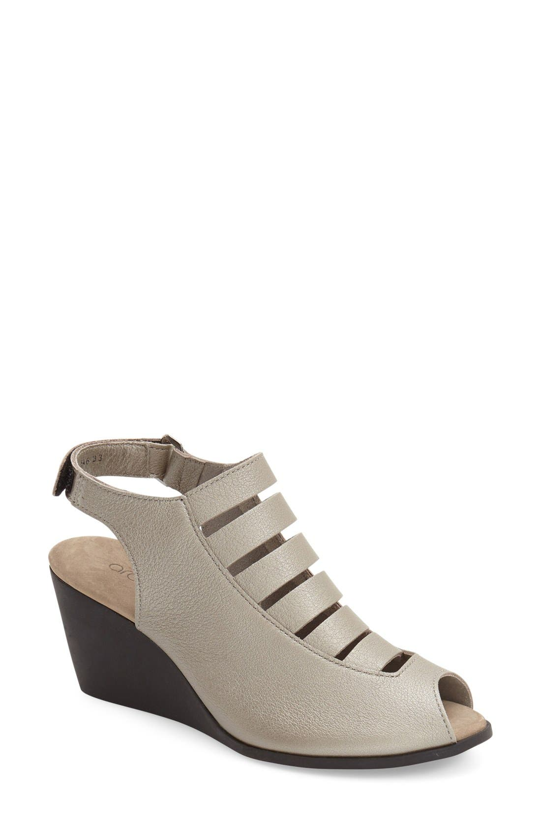 Arche Egzy Wedge Sandal (Women)