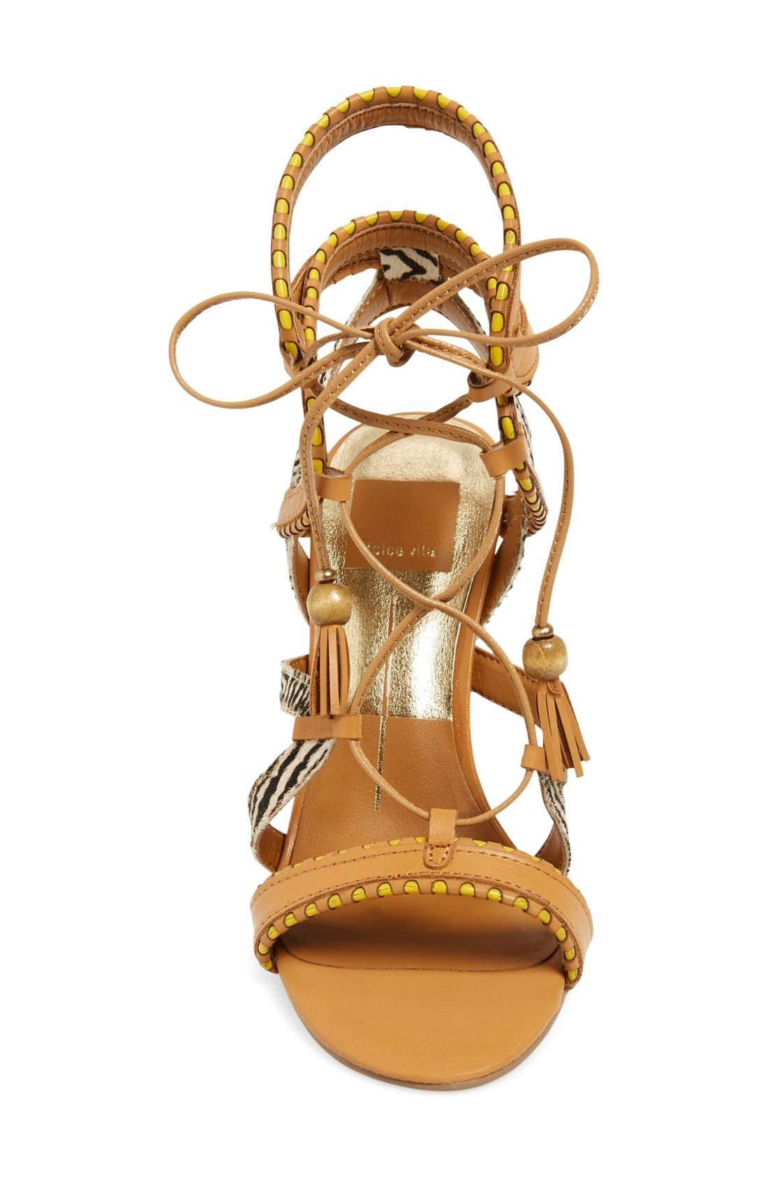 Alternate Image 4  - Dolce Vita 'Haven' Lace-Up Sandal (Women)