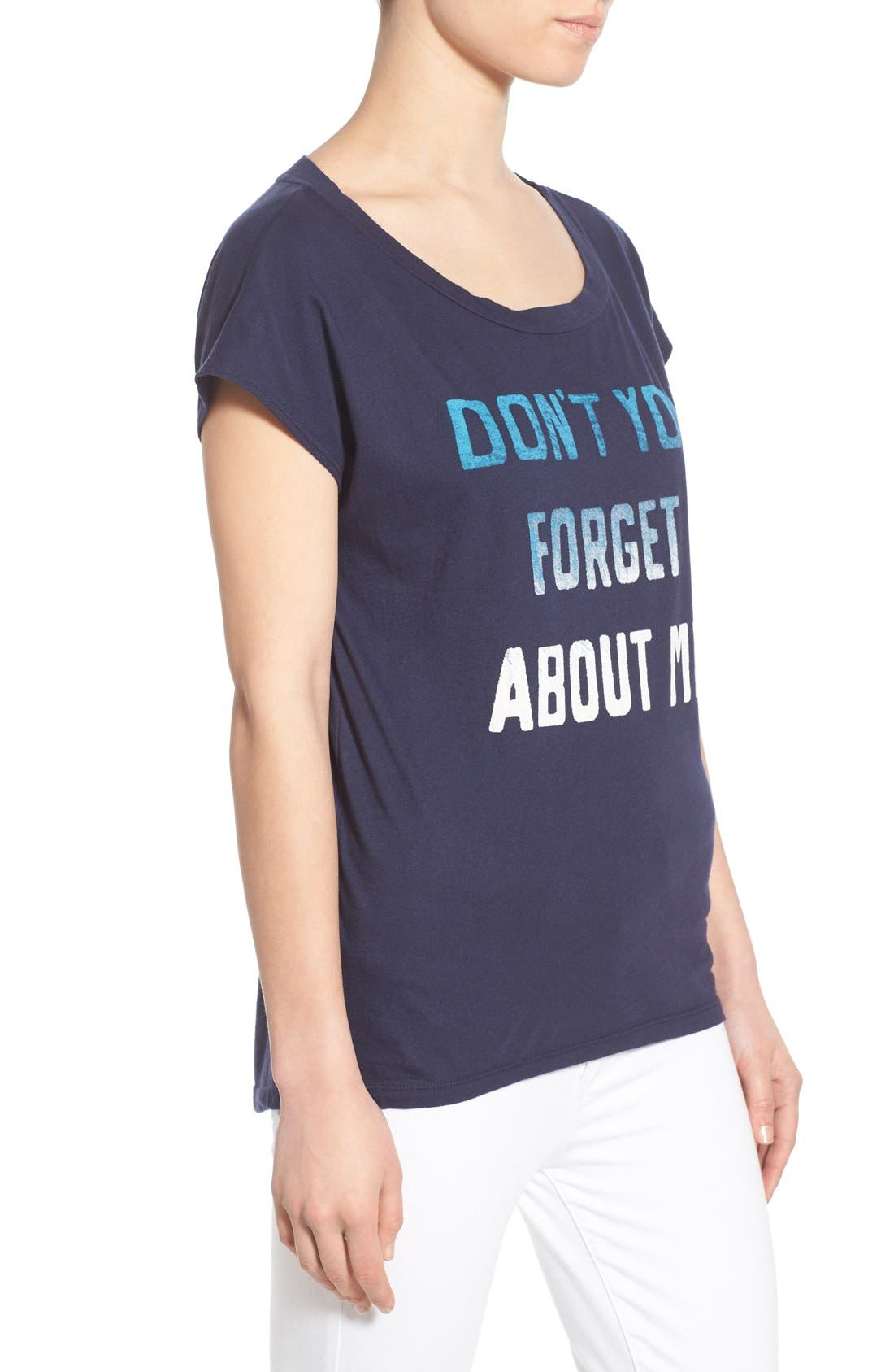 Alternate Image 4  - Sol Angeles 'Don't You Forget About Me' Graphic Tee