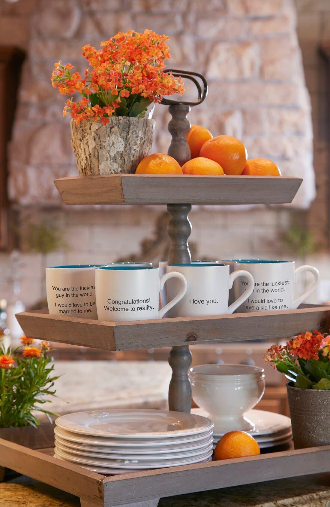 Alternate Image 2  - CB Gift 'I Love You - That's All' Coffee Mug