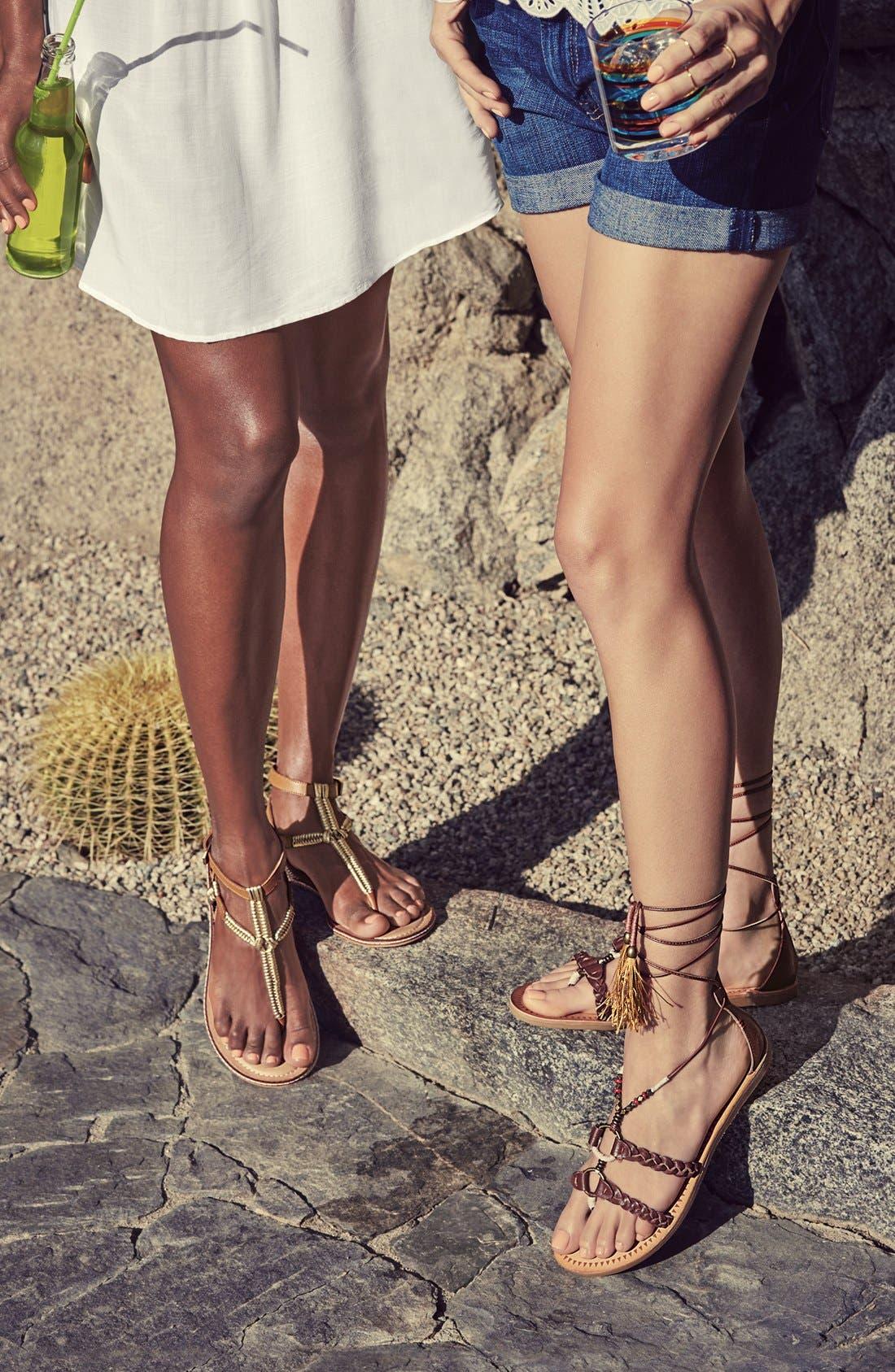 Alternate Image 5  - Dolce Vita 'Kendra' Flat Sandal (Women)