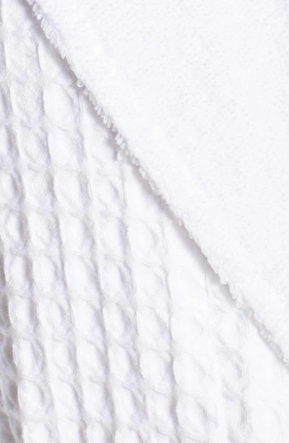 Alternate Image 5  - Nordstrom Lingerie Terry Cotton Robe