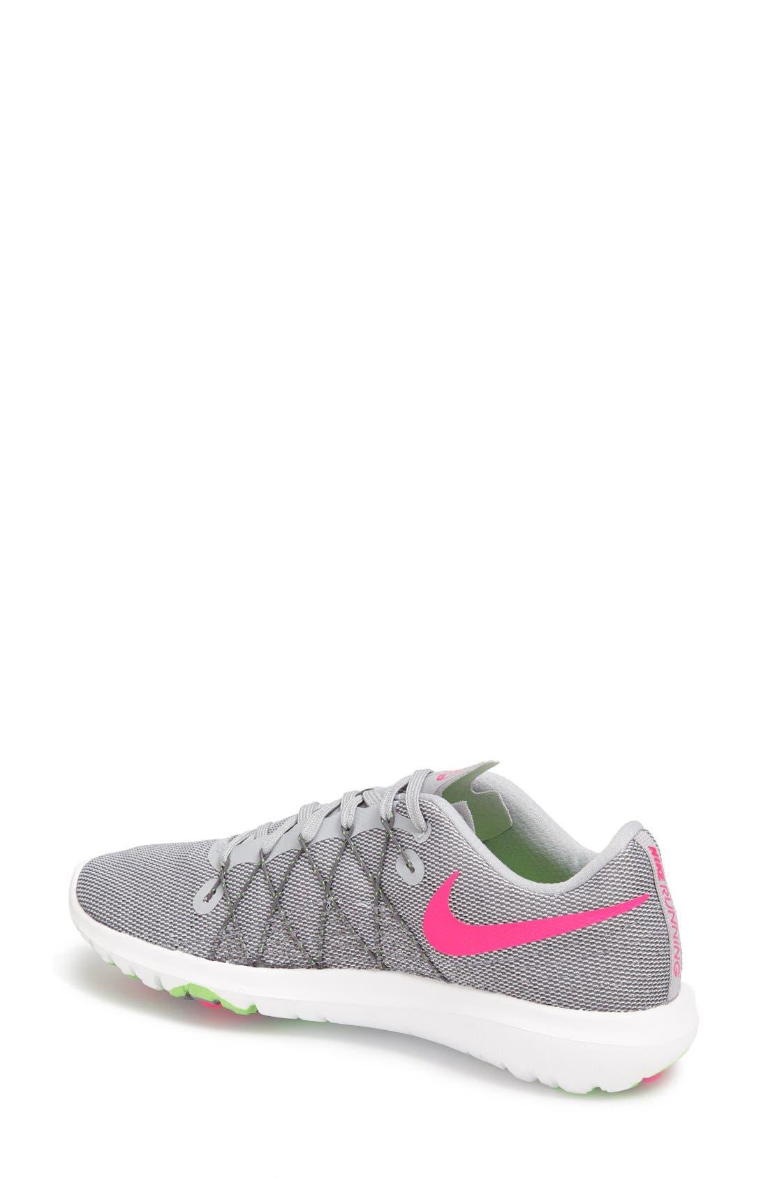 Alternate Image 2  - Nike 'Flex Fury 2' Running Shoe (Women)
