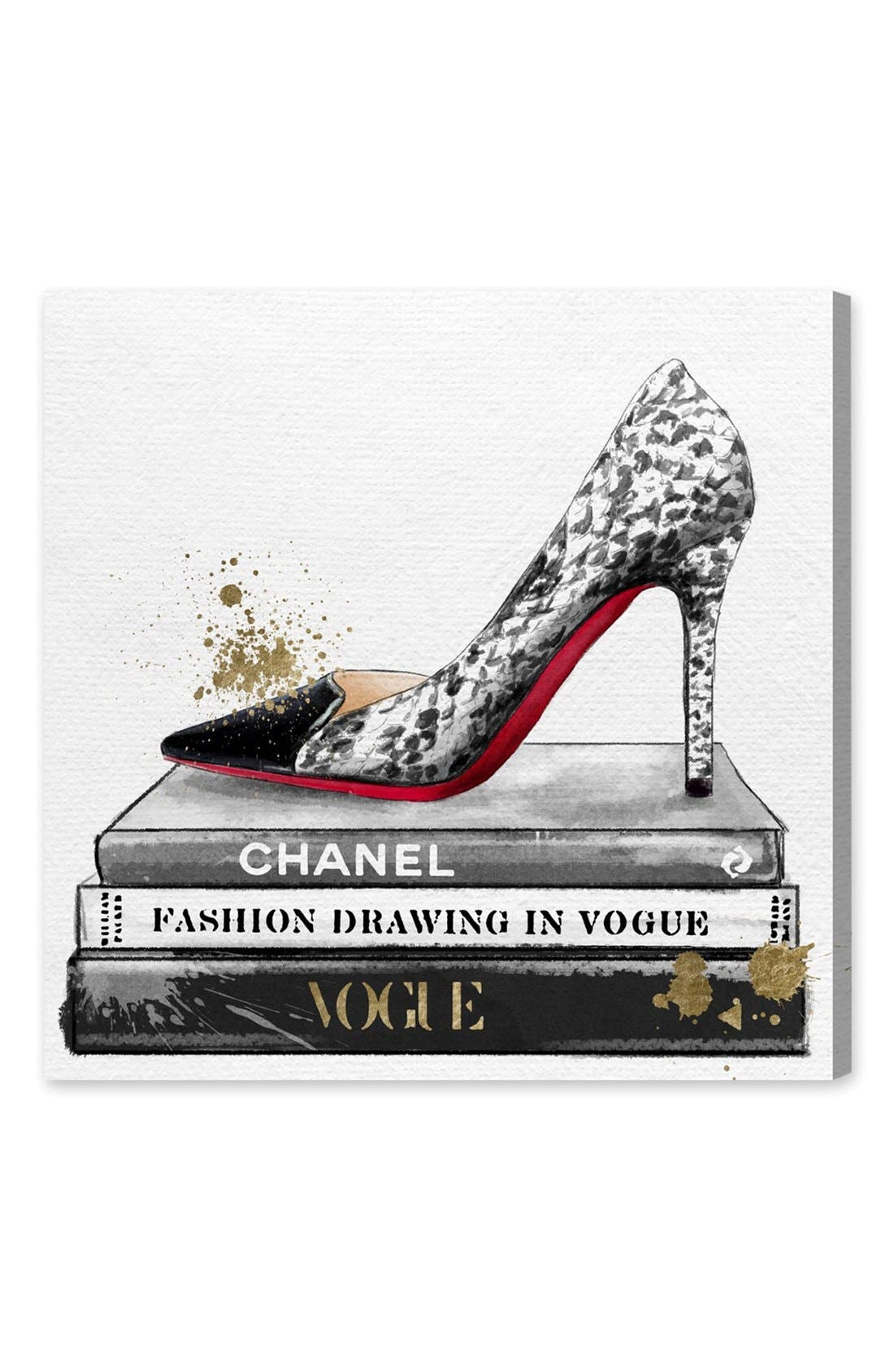 OLIVER GAL 'Limited Editions' Canvas Wall Art