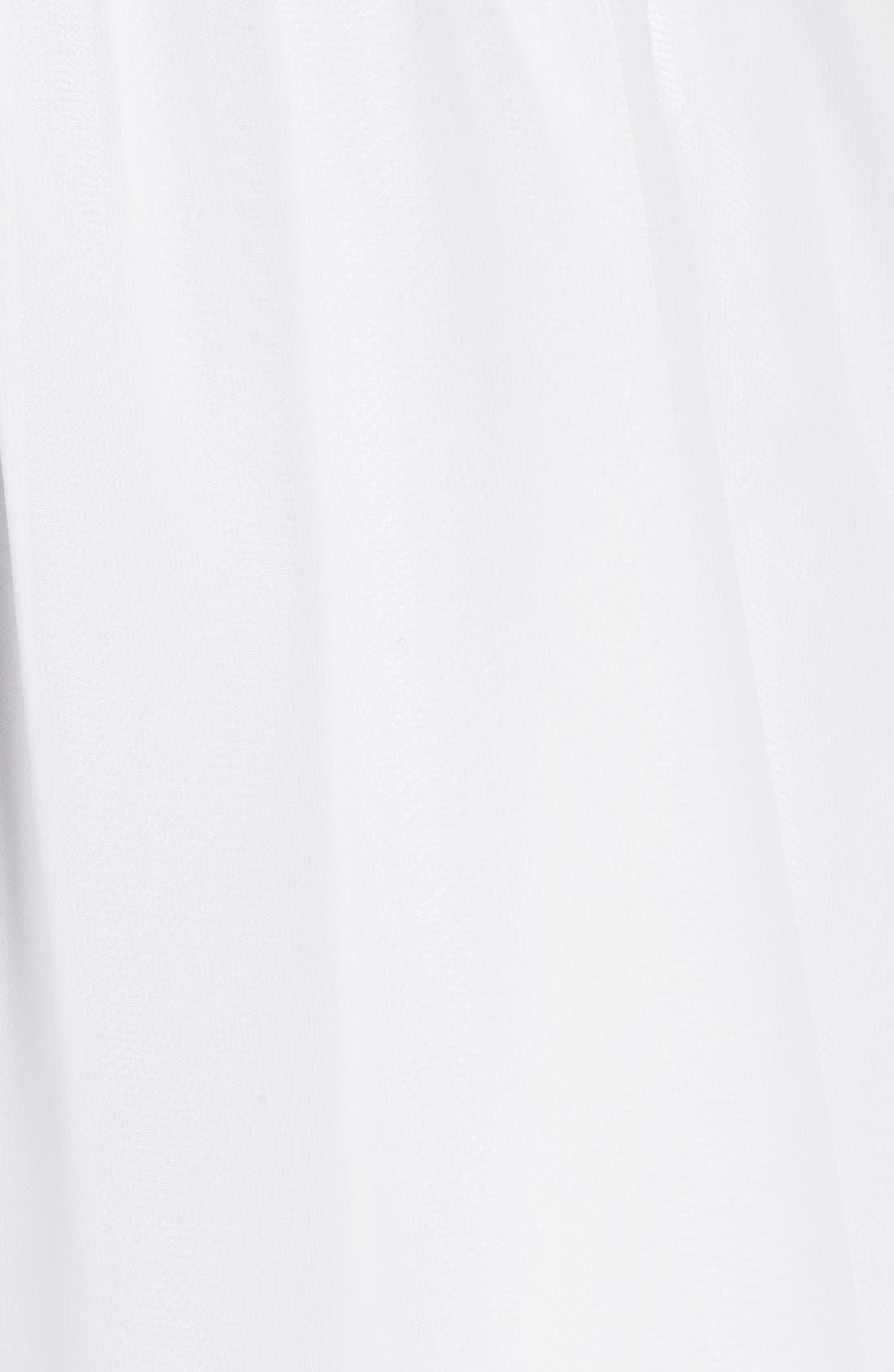 Alternate Image 5  - Steppin Out Embellished Halter Skater Dress